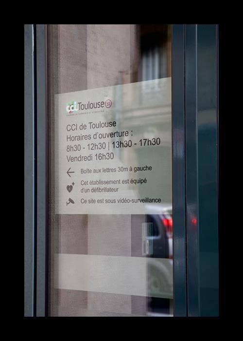 Chambre De Commerce Et D Industrie Toulouse Of Cnd Signal Tique R Alisations